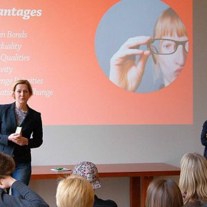 Presentation Master Leadership Digitale Kommunikation Gestaltung I